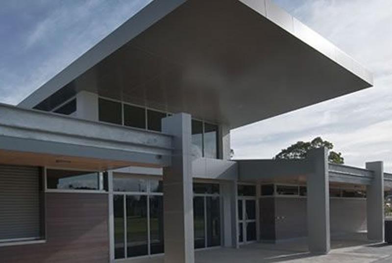 Warner Reserve Sports Pavilion, Springvale