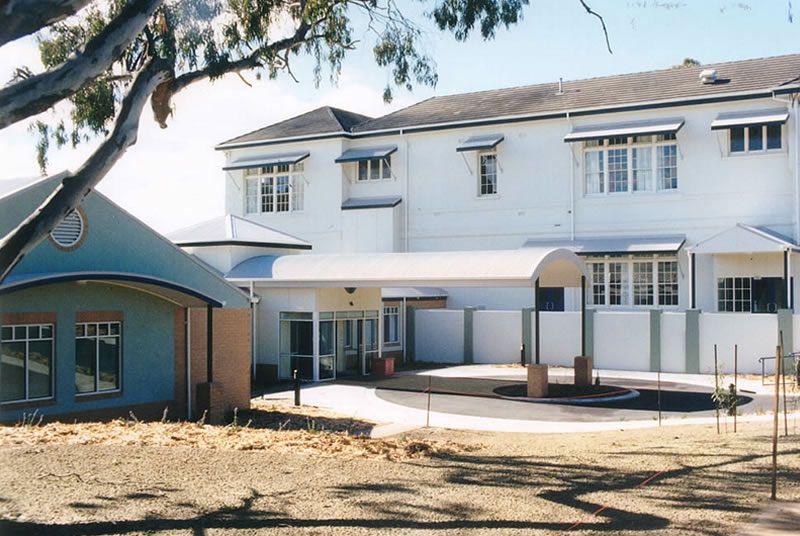 The Geelong Hospital