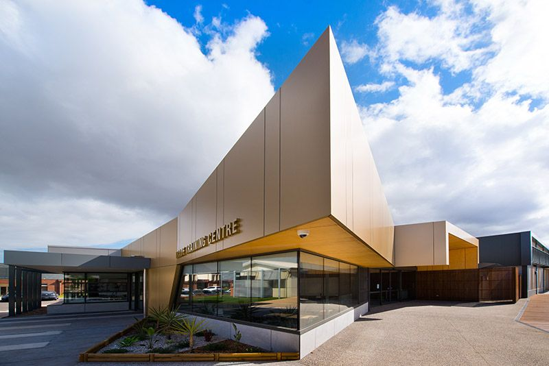 Catholic Regional College, Melton - Trade Training Centre