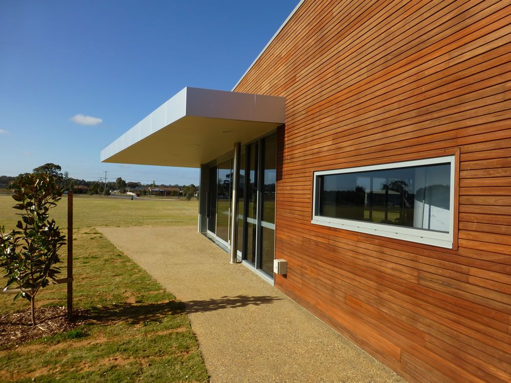 Epsom Huntly Reserve Community Pavilion, Bendigo