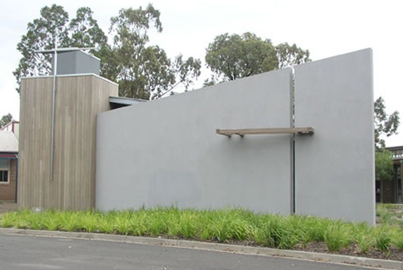 Catholic Regional College Chapel, North Keilor