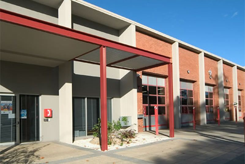MFB Richmond Fire Station