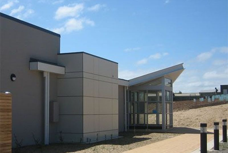San Remo Police Station